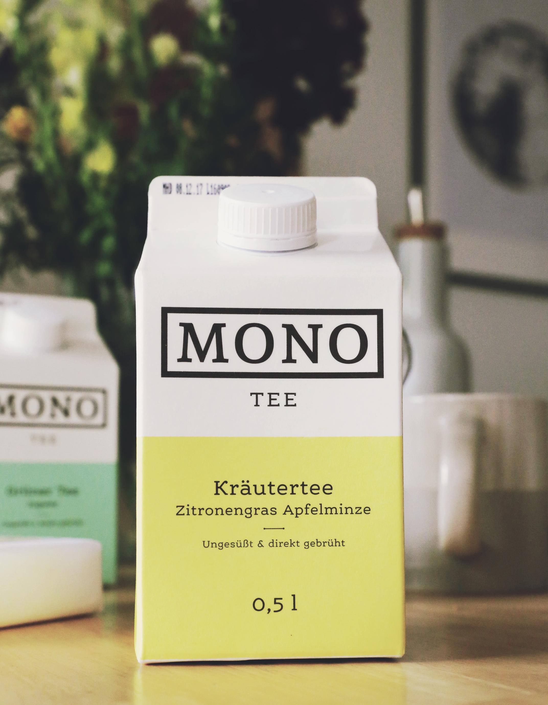 Der Mono Tee Kräuter Tee